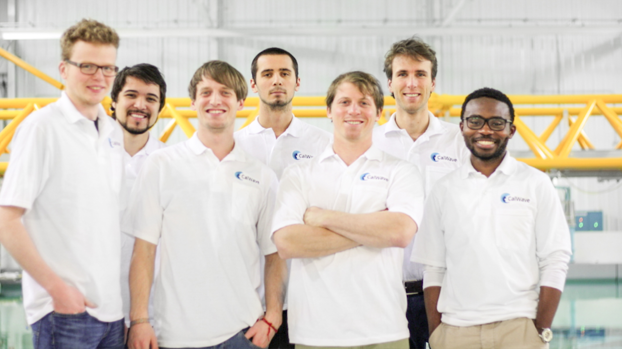 The CalWave Power Technologies Team